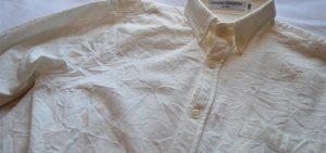 Gömleğin Kırışmasını Önleyen Katlama Yöntemi
